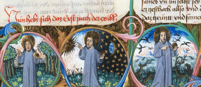 Pagans against Genesis