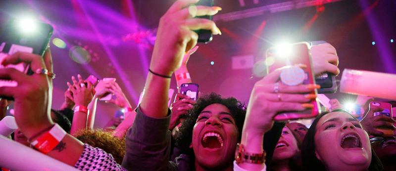The pandemonium of modern celebrity began in 19th-century theatre