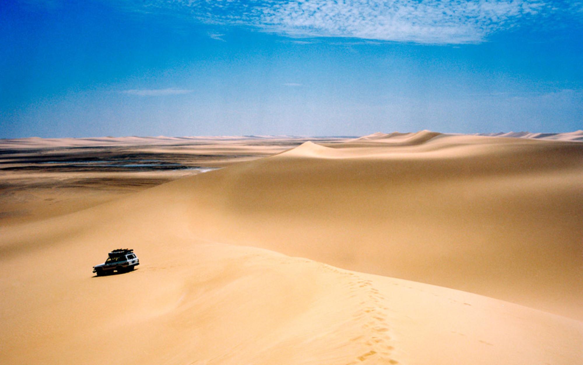 Header silent dunes