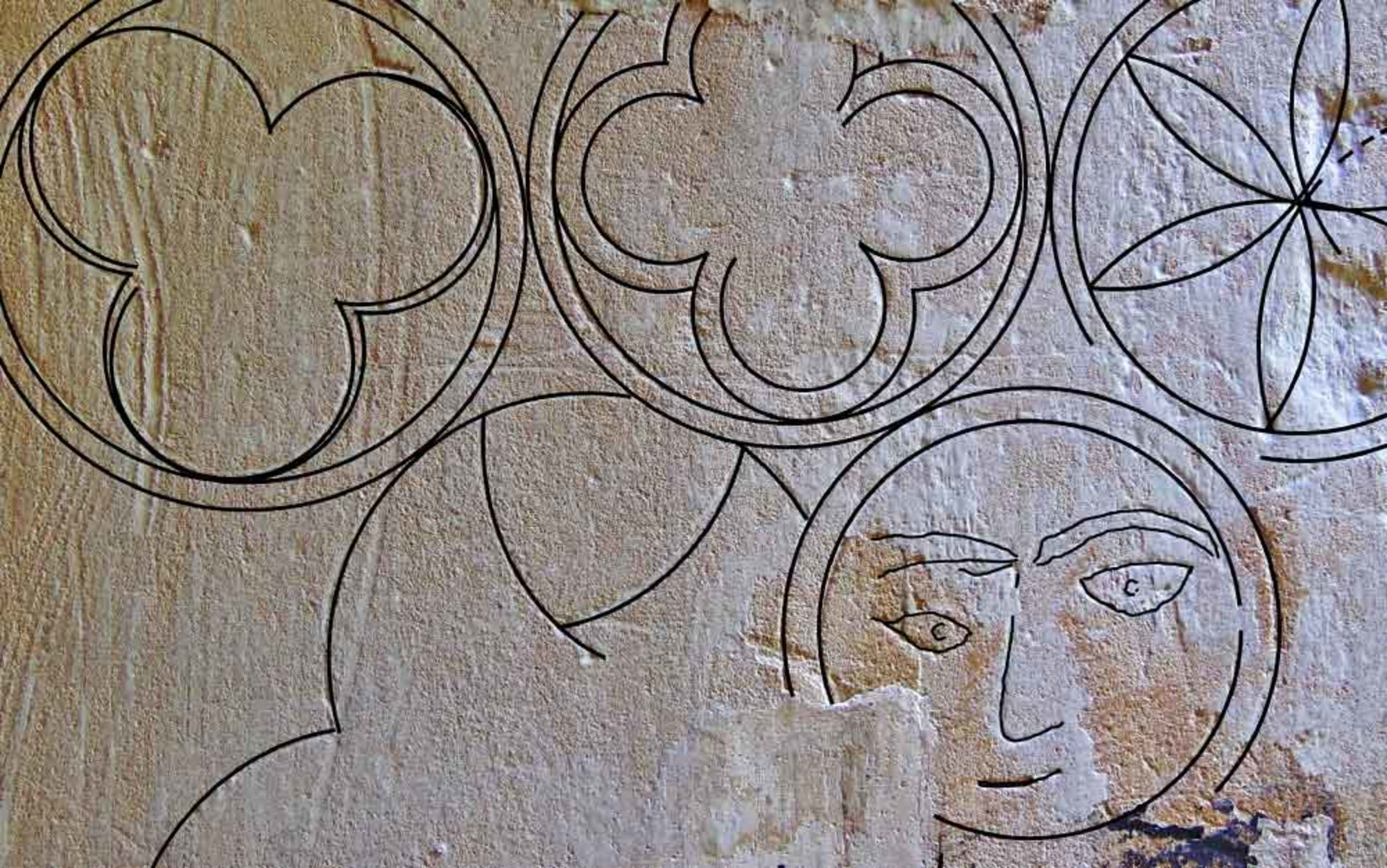 medieval graffiti brings a new understanding of the past essays