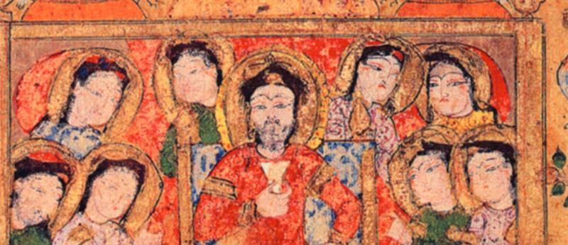 Islam spread through the Christian world via the bedroom
