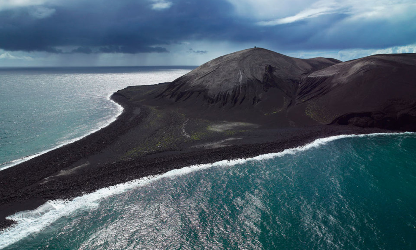 No island is an island | Aeon
