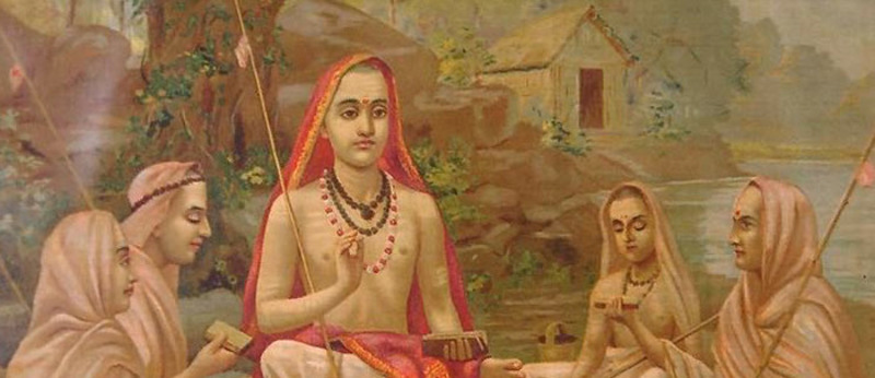 Modern technology is akin to the metaphysics of Vedanta
