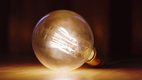 Why One Of Our Simplest Designs The Light Bulb Is Also Best Aeon Videos