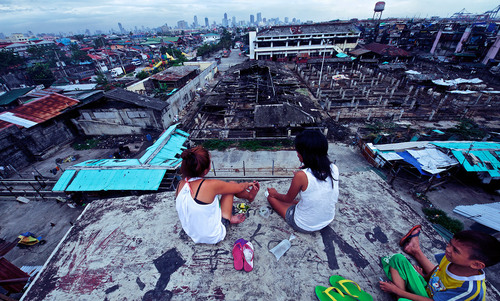 This striking feature of Manila makes it an emblematic global city   Aeon