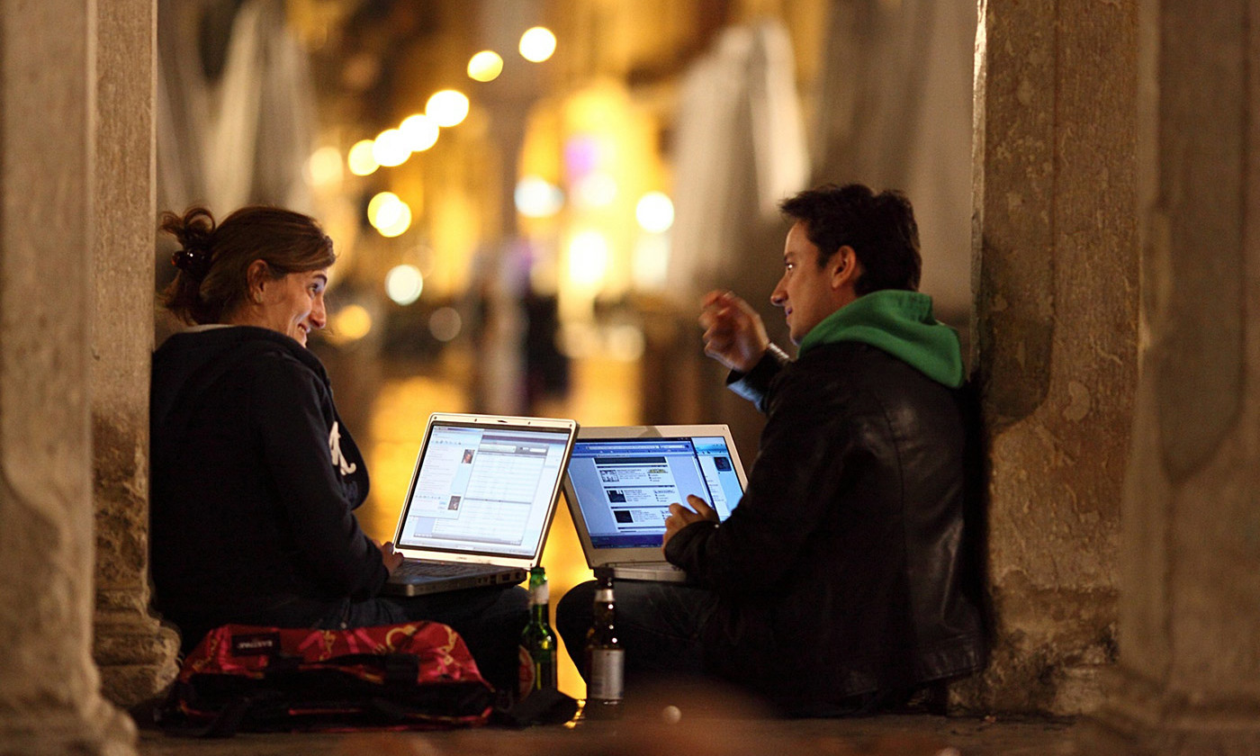 Internet for everyone. <em>Photo by Dino Quinzani/Flickr</em>