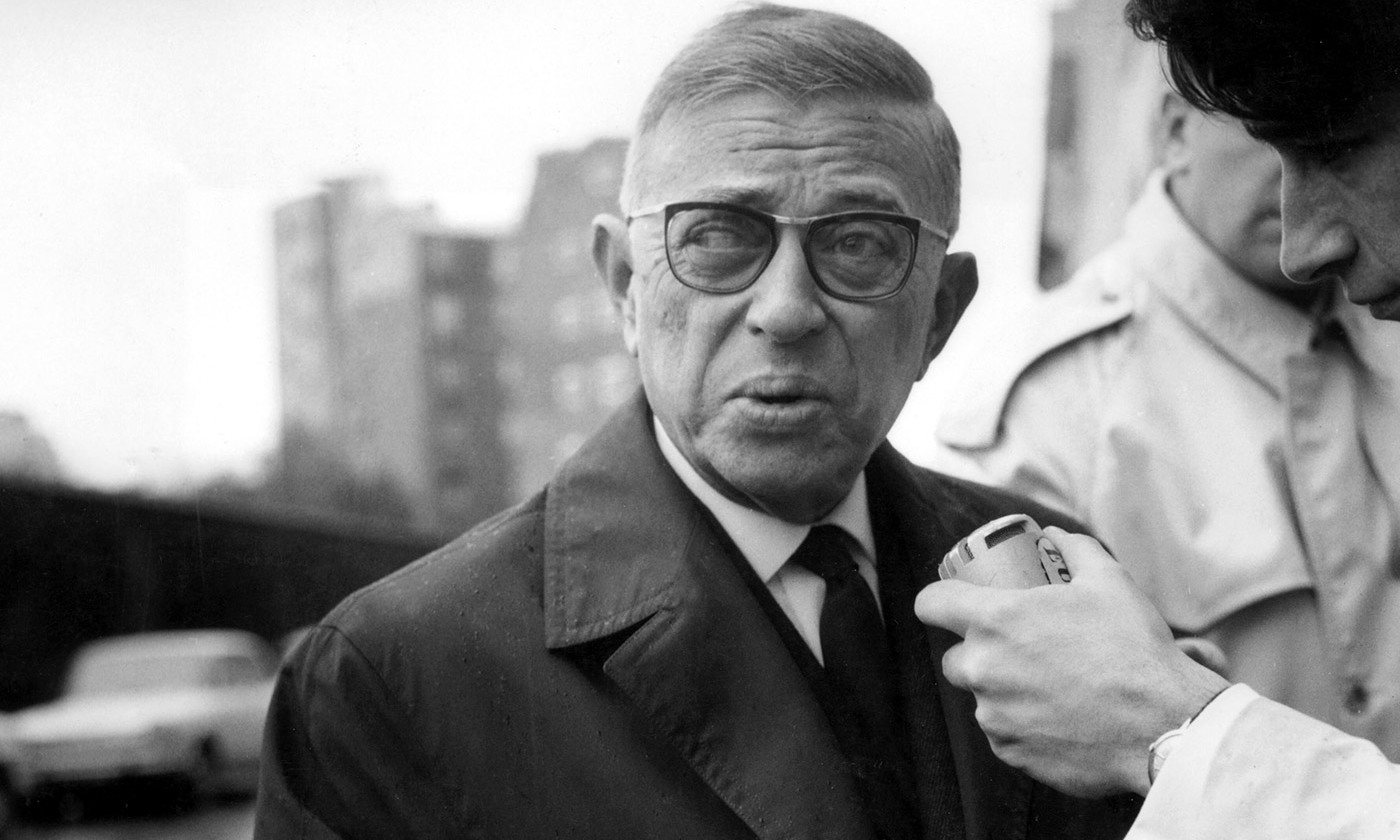 'Shifty' Sartre. <em>Photo by Bridgeman Images</em>