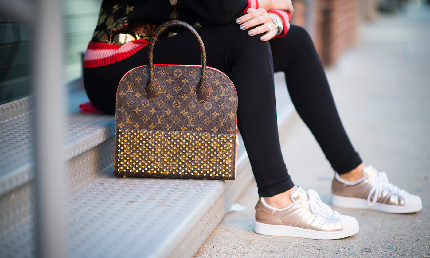Street style; status brands are no longer the domain of the elite..  <em>Photo by Getty</em>