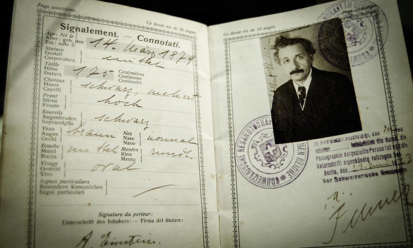Identifying Einstein | Aeon