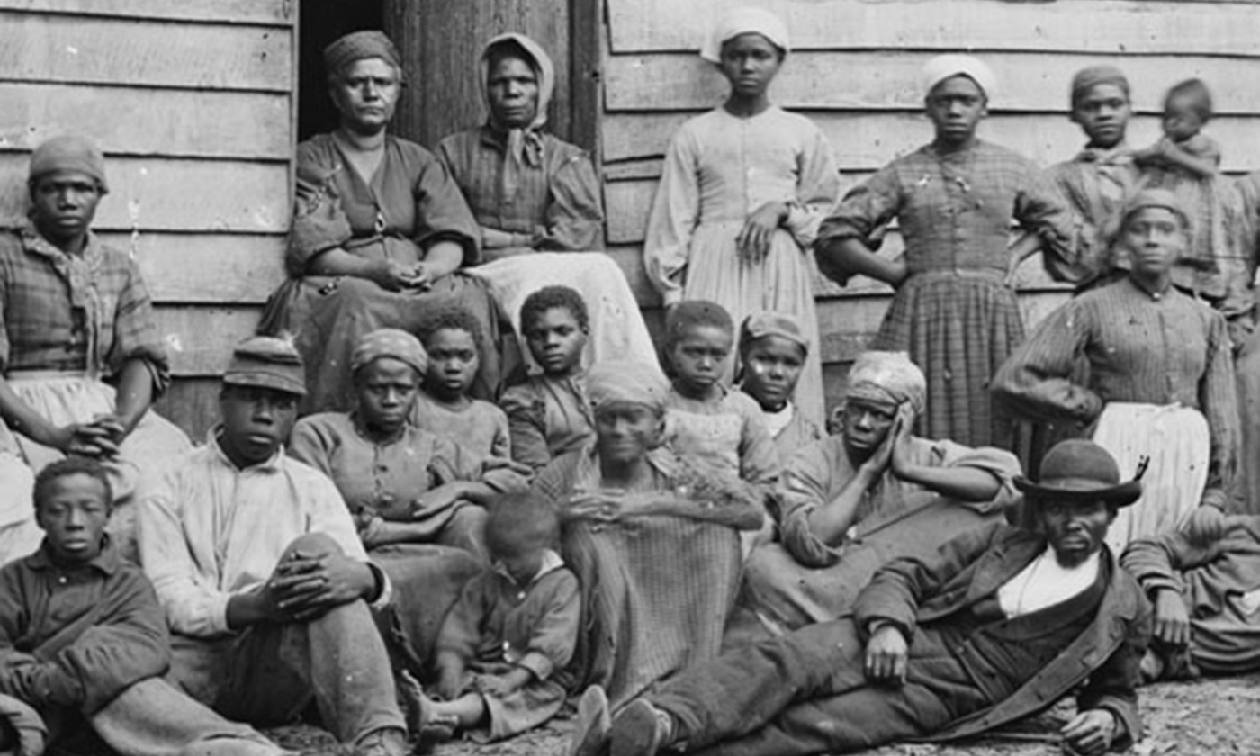 Fugitive Slaves, Virginia, 1862/Library of Congress.