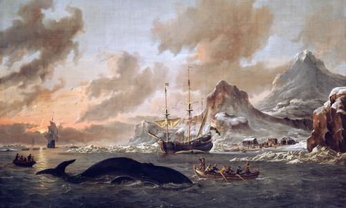 How the whalers of Moby-Dick could help put humans on Mars   Aeon