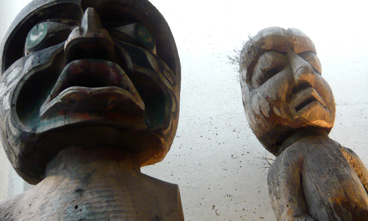 At the Museum of Anthropology at UBC. <em>Photo by Allegro-Takahi/Flickr</em>