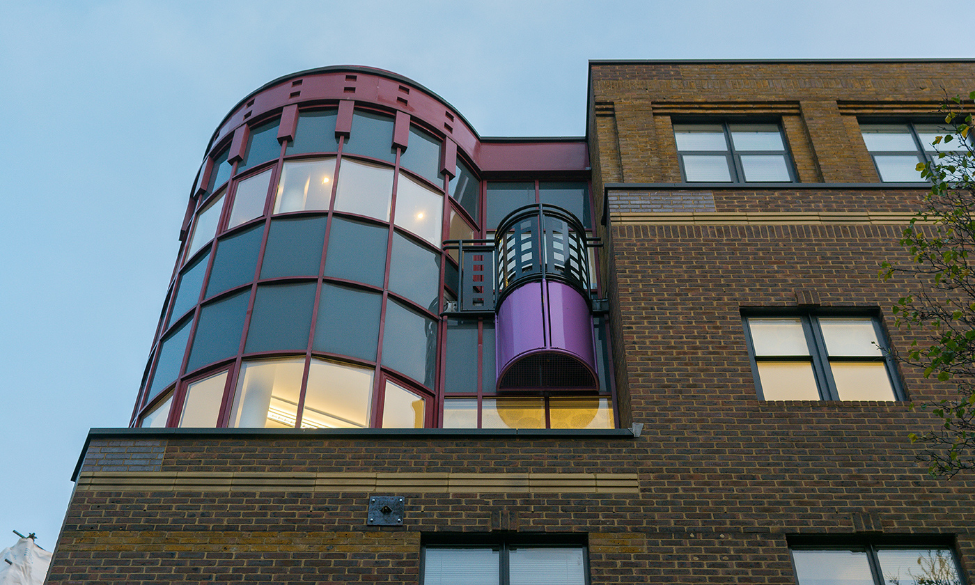 Terry Farrell's Comyn Ching redevelopment near Covent Garden, London. <em>Photo by Valentino Danilo Matteis</em>