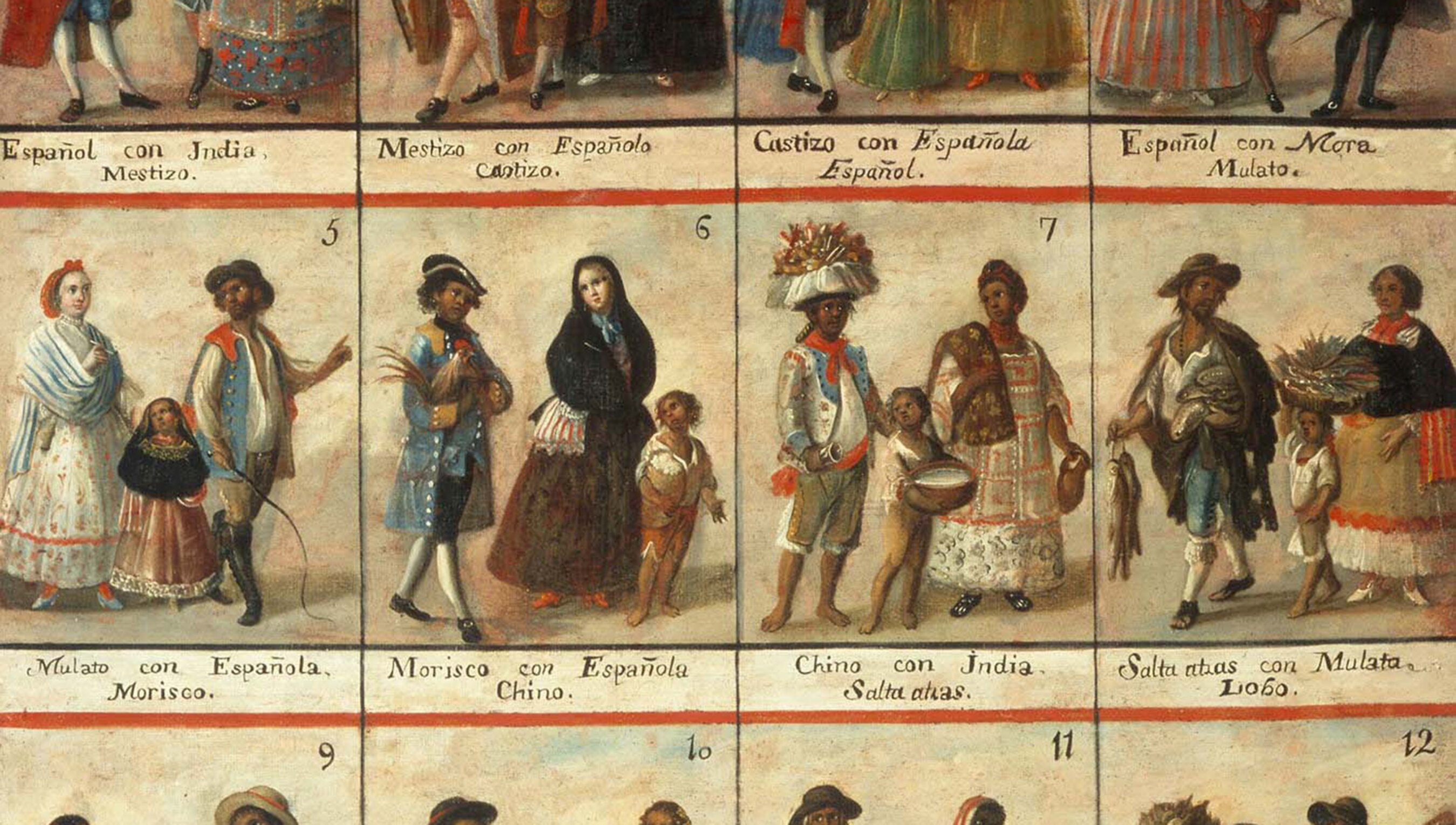 Why Spanish colonial officials feared the power of clothing | Psyche
