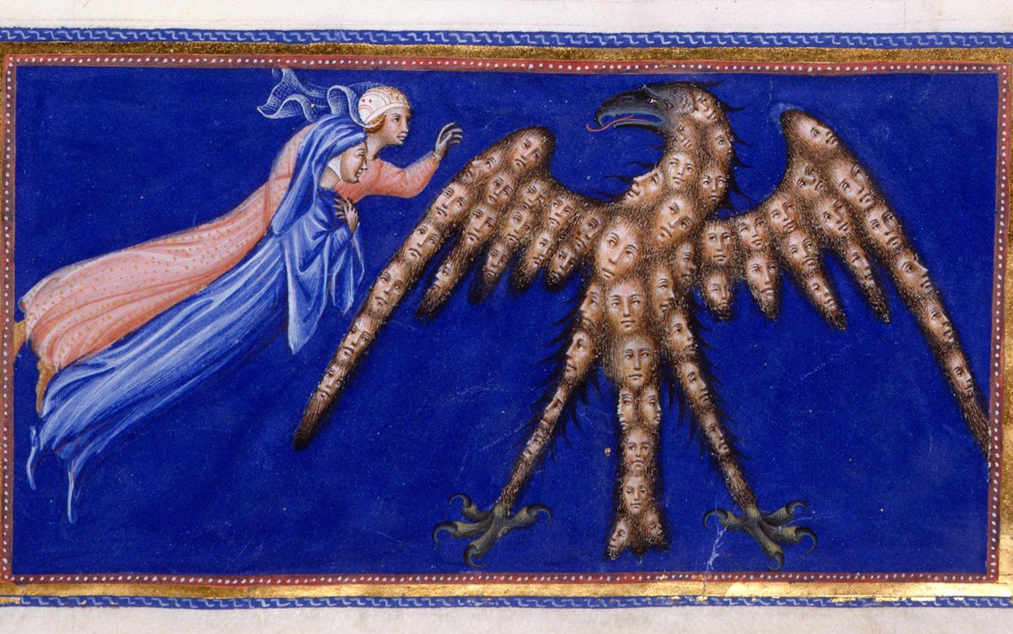 The divine Dante | Aeon