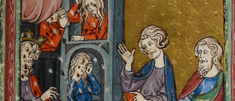 Medieval parasites