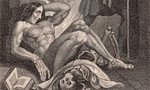 My odious handiwork: Frankenstein is about art, not science   Aeon