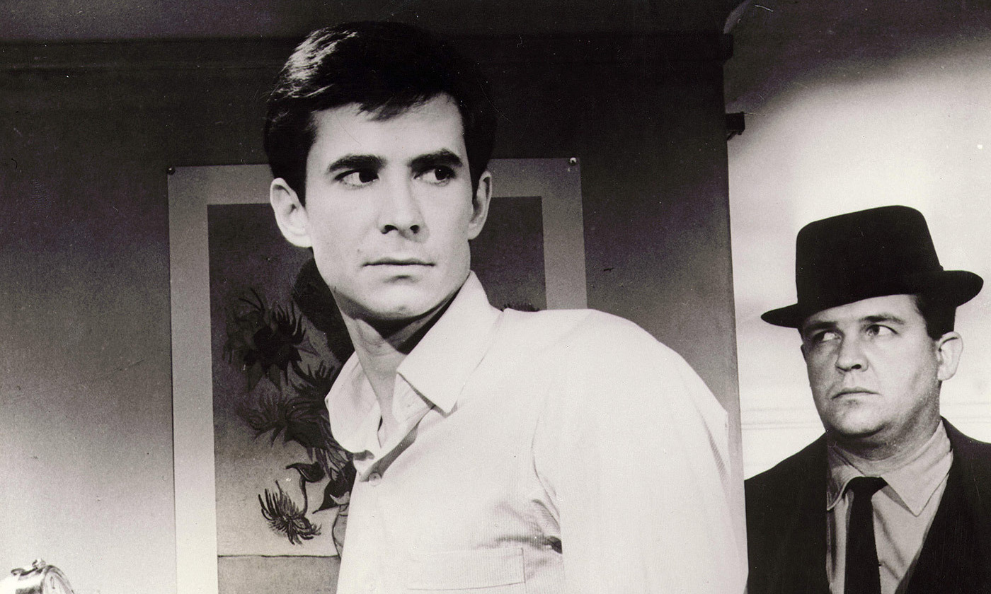 <p>Are you sure? Anthony Perkins as Josef K in Orson Welles adaptation of Kafka's <em>The Trial</em>. <em>Photo by rexfeatures</em></p>
