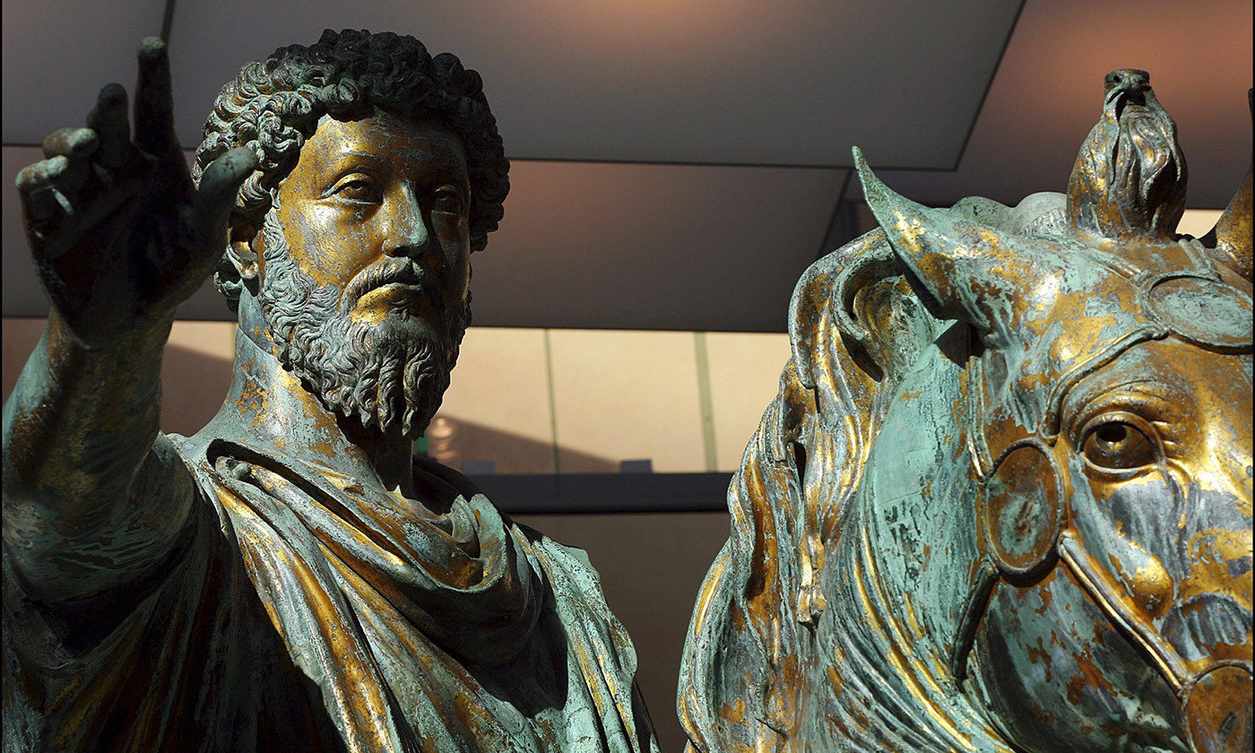 Marcus Aurelius helped me survive grief and rebuild my life | Aeon ...