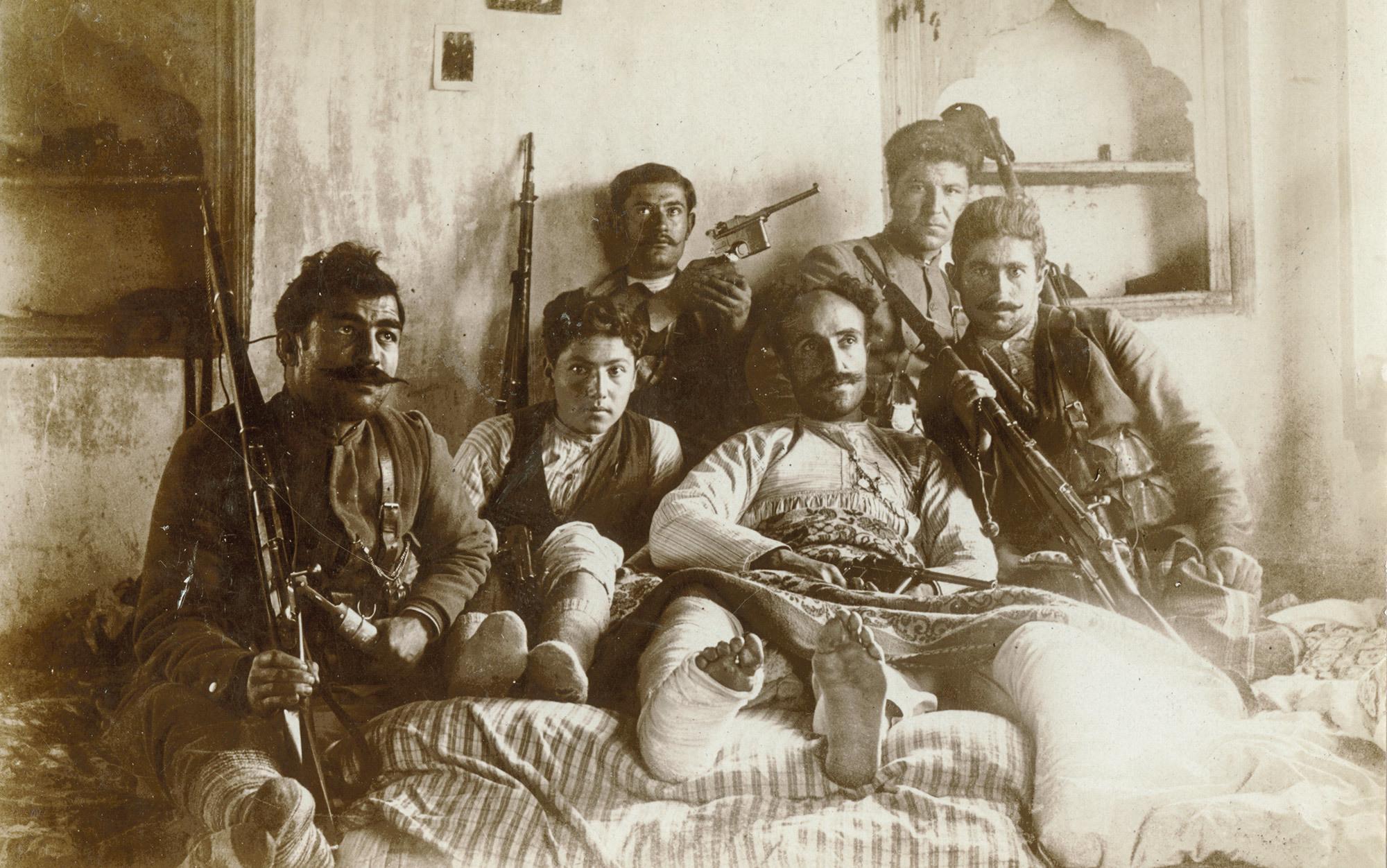 How cosmopolitan Armenian radicals launched the 20th century – Houri Berberian | Aeon Essays