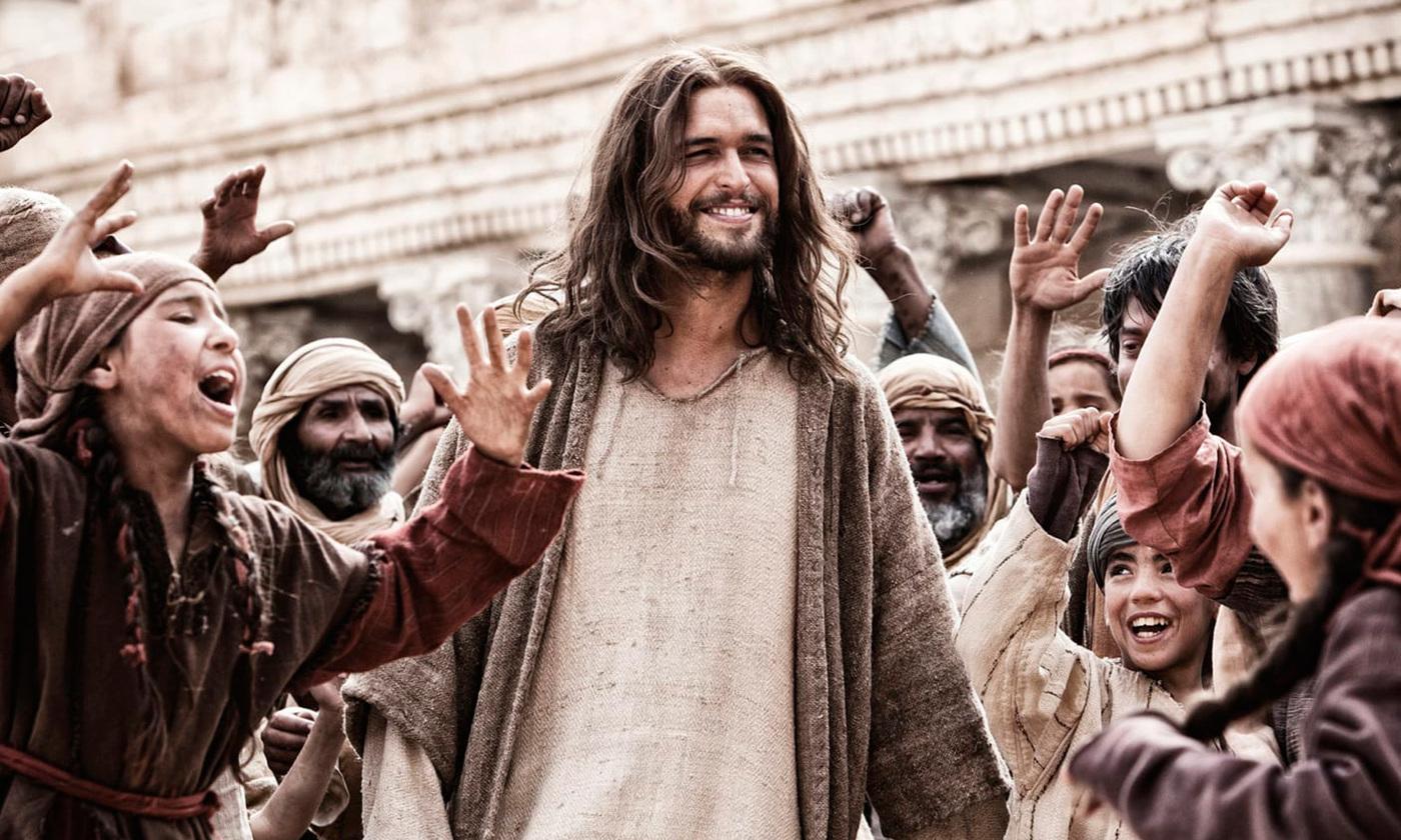 The white man Jesus | Aeon