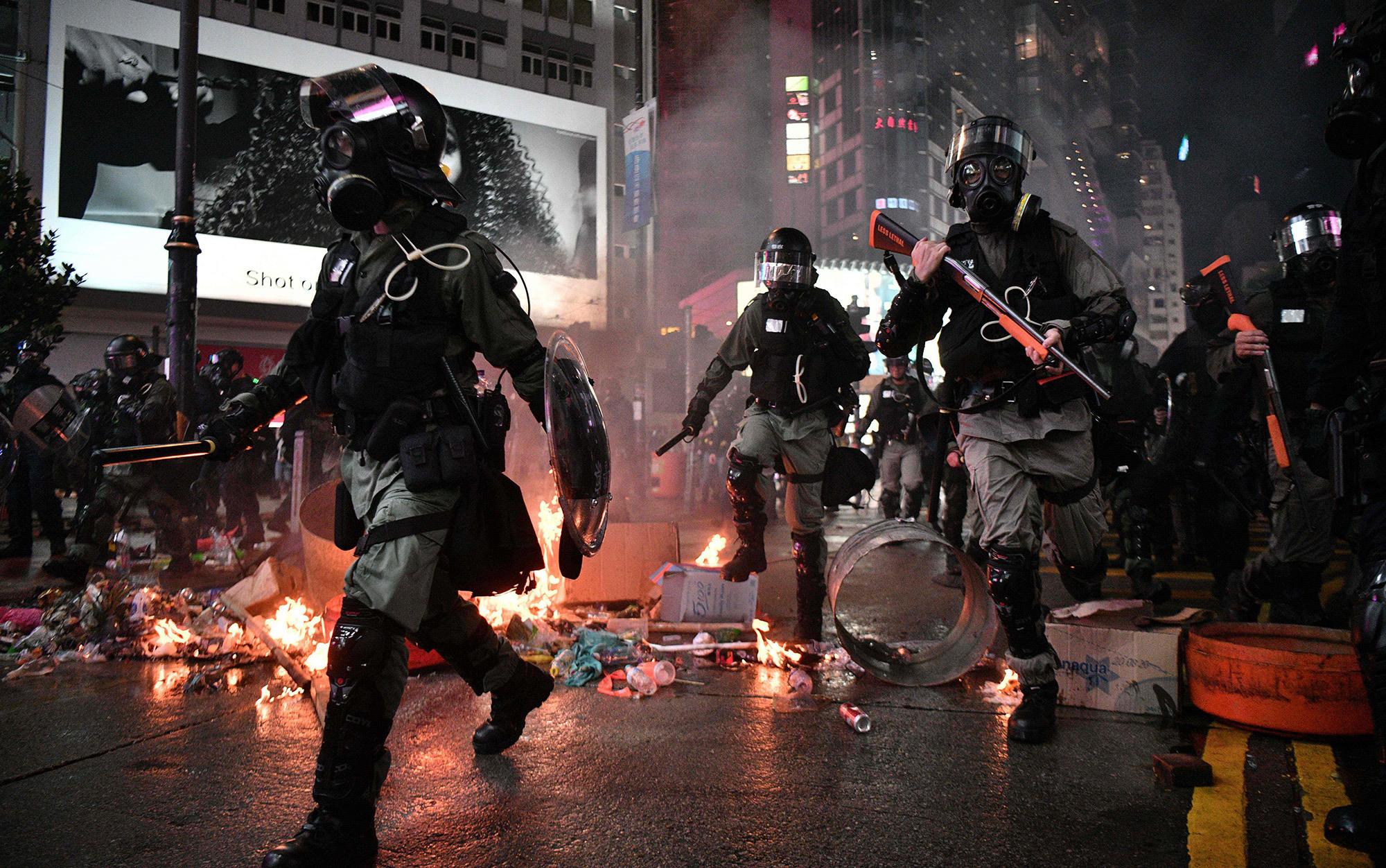 Riot acts   Aeon