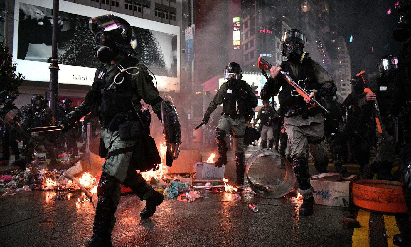 Riot acts | Aeon