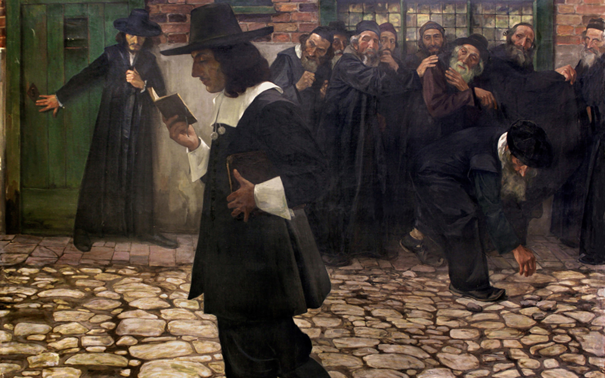 philosophy of benedict spinoza essay  of spinoza, or, benedict in the land of the  in this essay, i discuss and  criticize the logic behind so-called charitable  works: dpp = descartes'  principles of philosophy [ renati des cartes principiorum philosophiae.