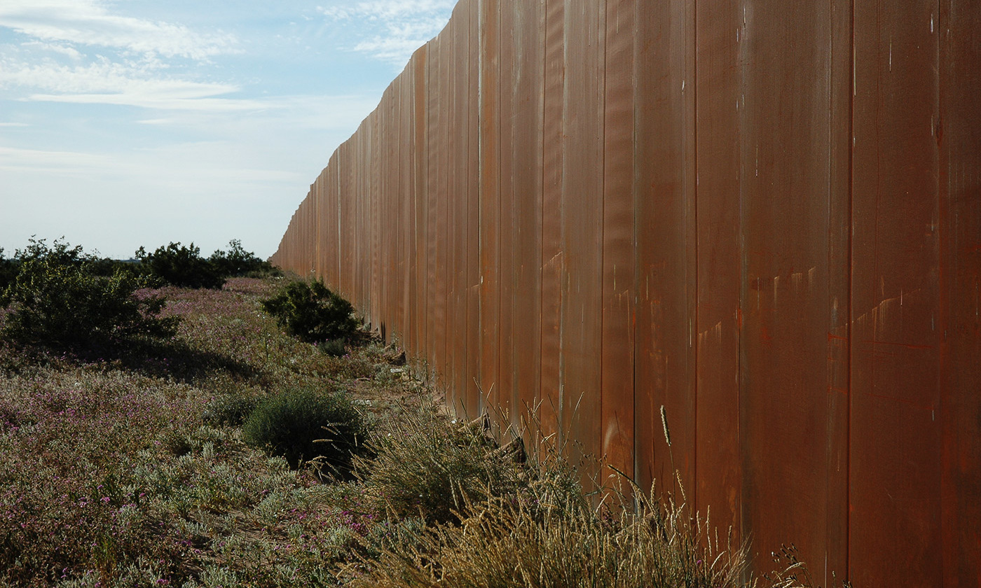 At the US/Mexico border. <em>Wonderlane/Flickr</em>