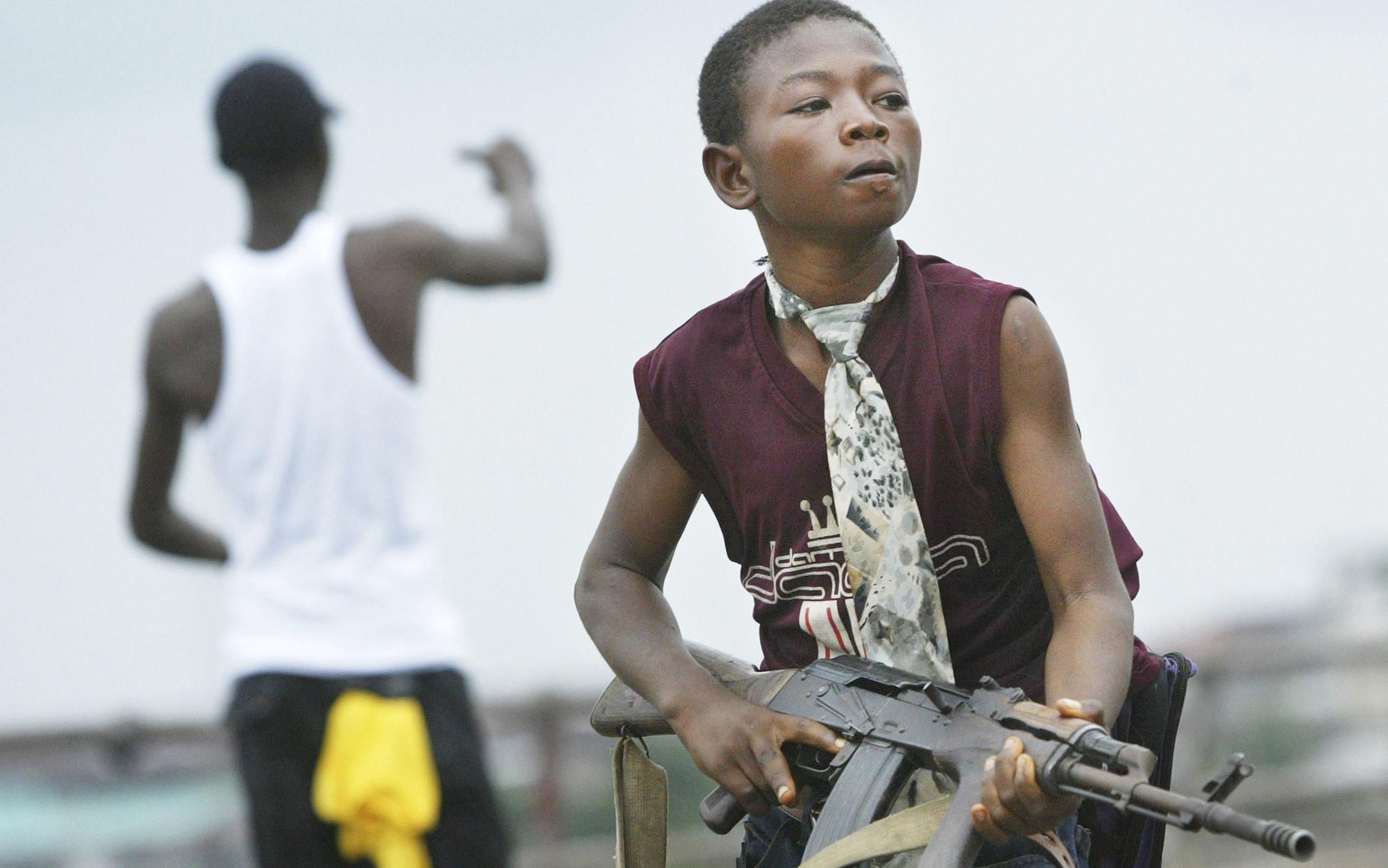 Child soldiers in uganda essay topics
