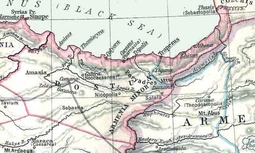 How DNA traced the Ashkenazic Jews to northeastern Turkey   Aeon