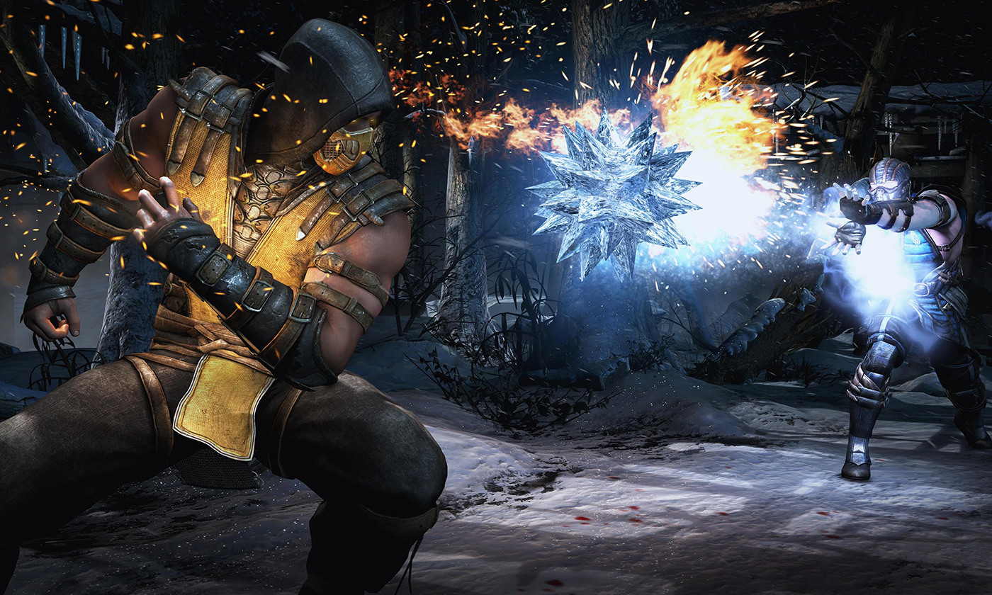 <p>Mortal Kombat X gameplay. <em>NetherRealm/Warner Bros. Interactive Entertainment/Wikipedia</em></p>