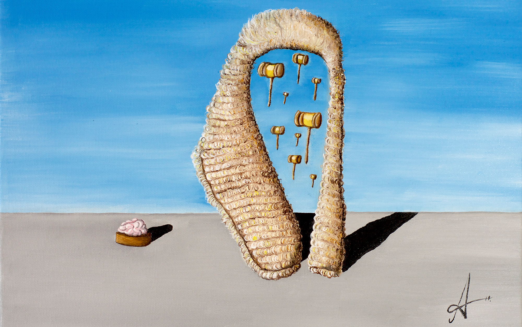 The legal imagination   Aeon