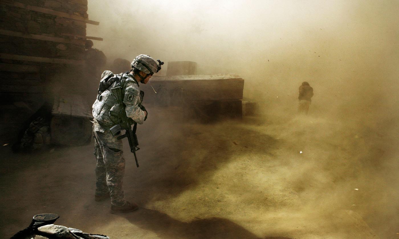 Ethics on the battlefield   Aeon