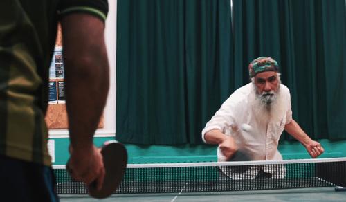 Ping pong Sufi   Aeon