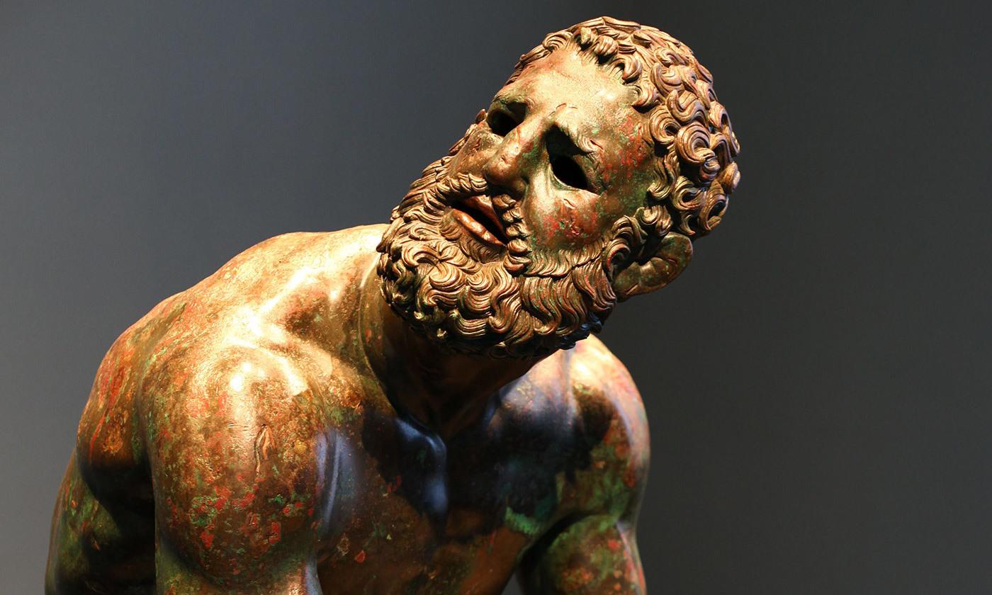 <em>The Seated Boxer</em>, Museo delle Terme, Rome. <em>Bradley Weber/Flickr</em>